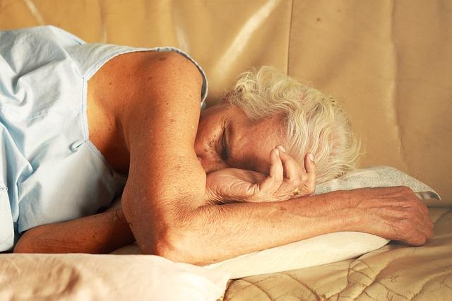 Posisi tidur yang menyebabkan vertigo
