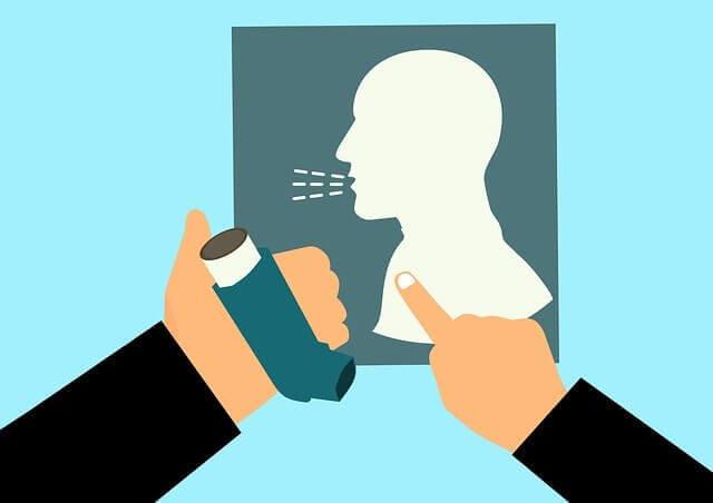 Penyakit Asma : Penyebab, 5 Gejala, Pengobatan dan Pertolongan Pertama Penderita Asma 1