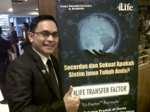 Distributor 4Life Transfer Factor 2