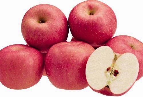 5 Khasiat dan Manfaat Buah Apel Untuk Kesehatan