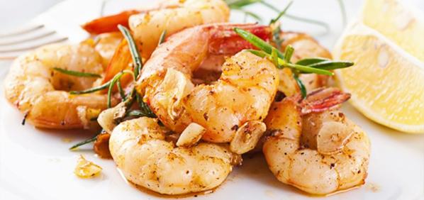 13 Manfaat Seafood  bagi kesehatan