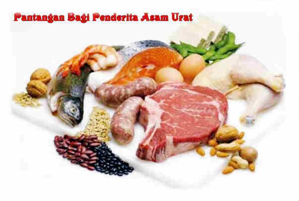 Diet bagi penderita asam urat