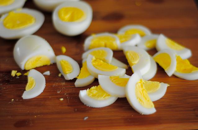 Manfaat mengonsumsi telur