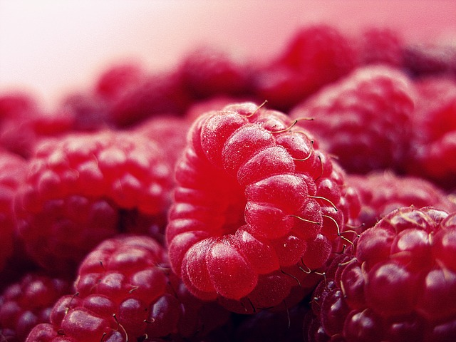 Manfaat dan Kandungan Raspberry