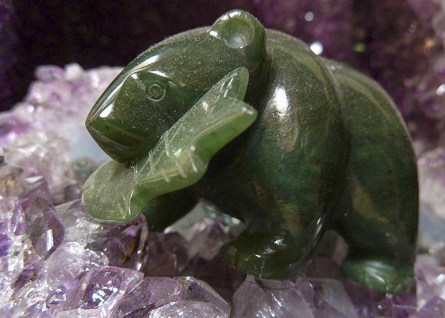 Cantik dengan batu jade