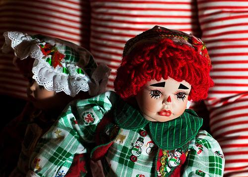 Cara menyembuhkan phobia boneka
