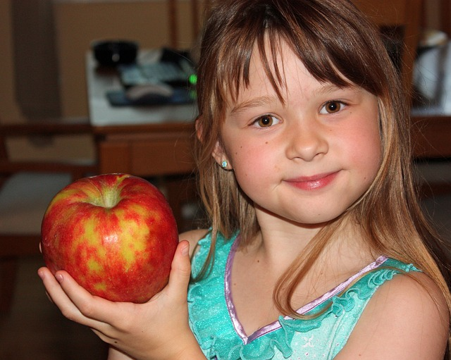 Kebiasaan sehat anak