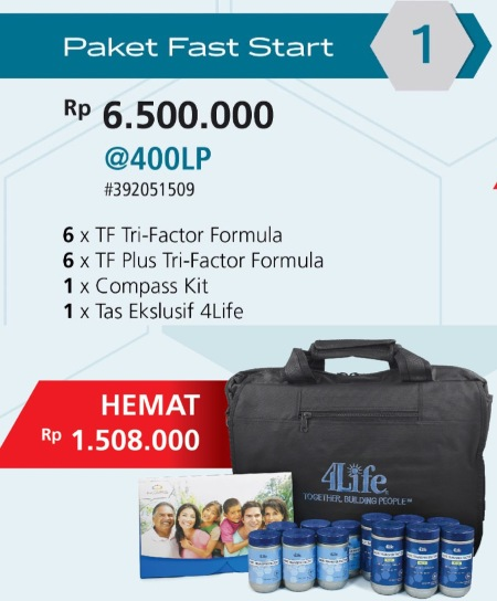 Paket-Fast-Start-1-4Life-Transfer-Factor-1