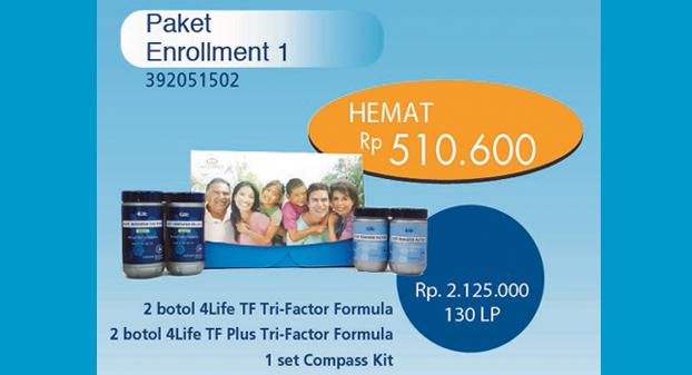 Paket-enrollment-1-4life