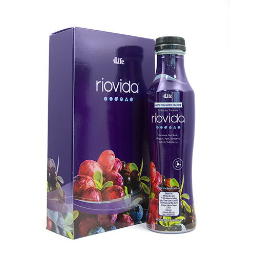 Transfer Factor Riovida Juice