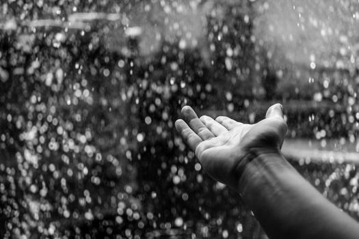 Kenapa air hujan bikin pusing