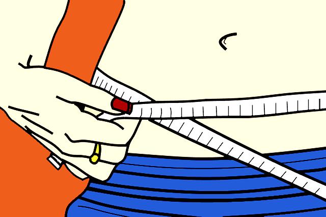 Cara mengecilkan perut buncit tradisional