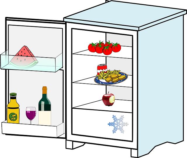 cara menyimpan bahan makanan agar awet