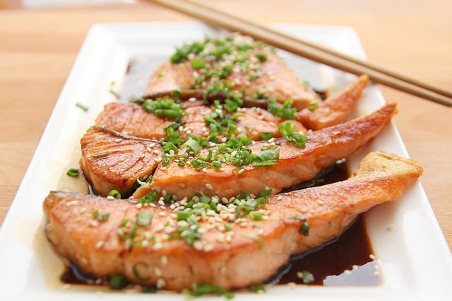 Makanan yang kaya vitamin D