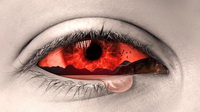 Mengapa mata terus berair?