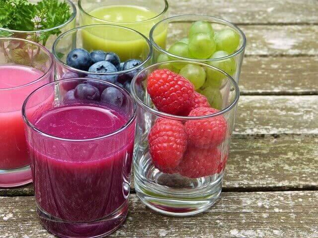 Diet Rendah Purin - Makanan / Minuman yang disarankan